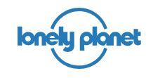 Lonely Planet logo and link